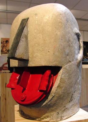 Voici des sculptures sur fer métalliques en acier surprenantes Alain03-289x400