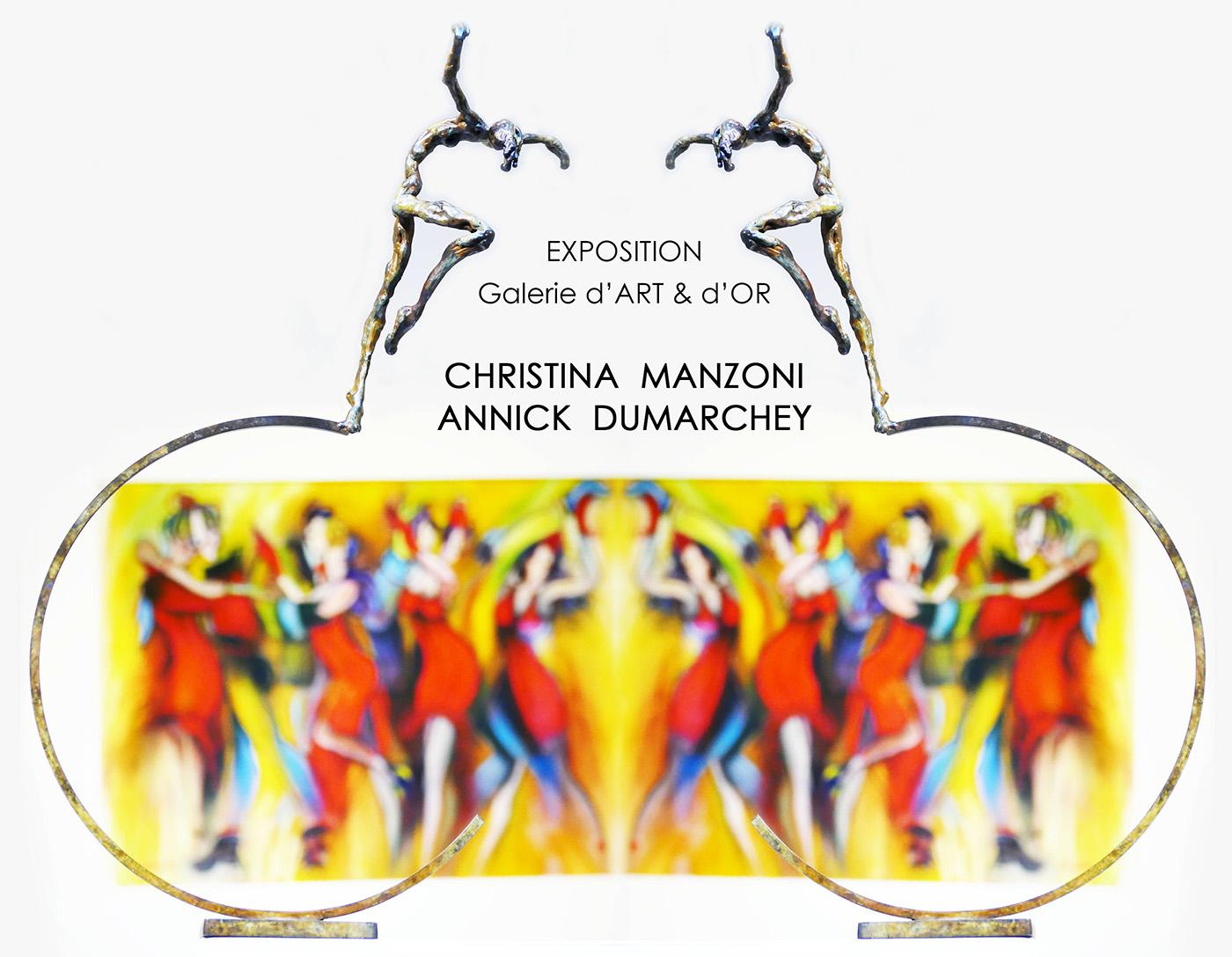exposition Dumarchey-Manzoni