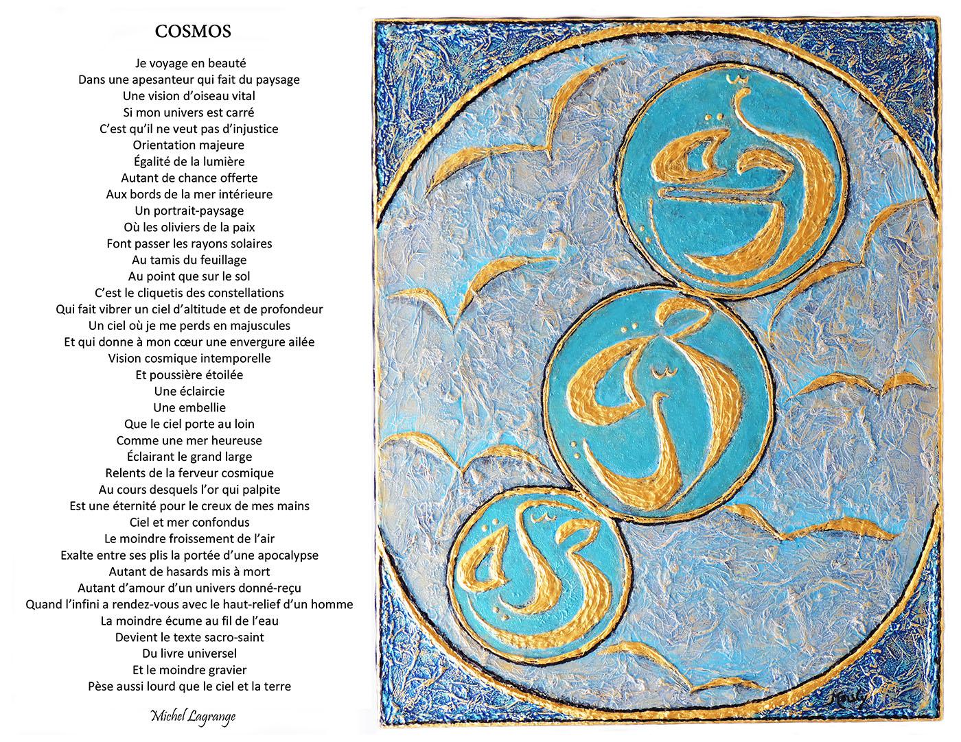 Michel.Lagrange-Cosmos