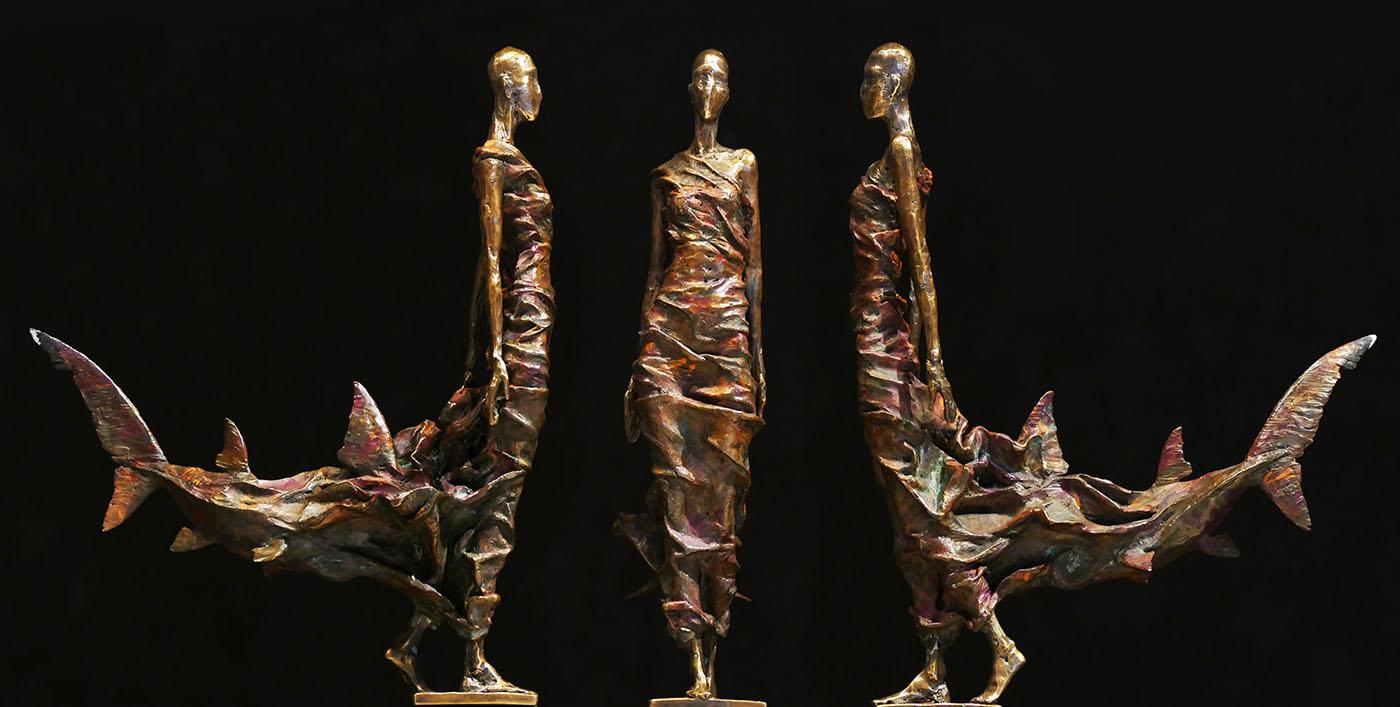 Vitali Safronov - sculpture