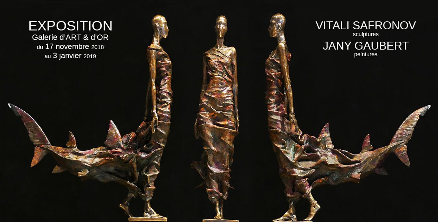 Vitali Safronov - sculptureL