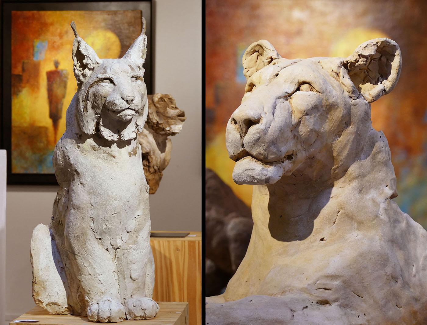 Rénald Pierre - sculpteur