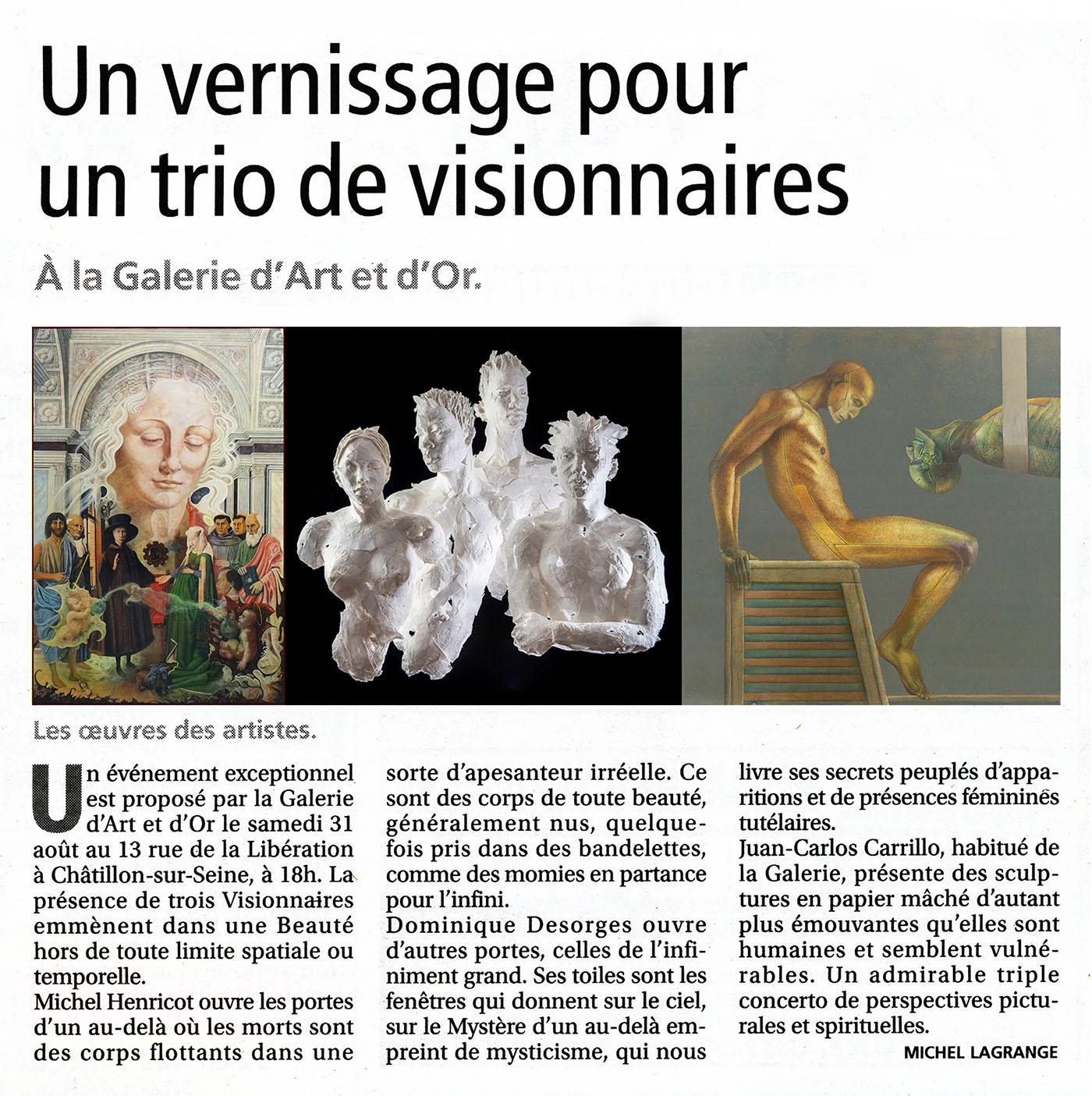 Article-MichelHenricot-DominiqueDesorges