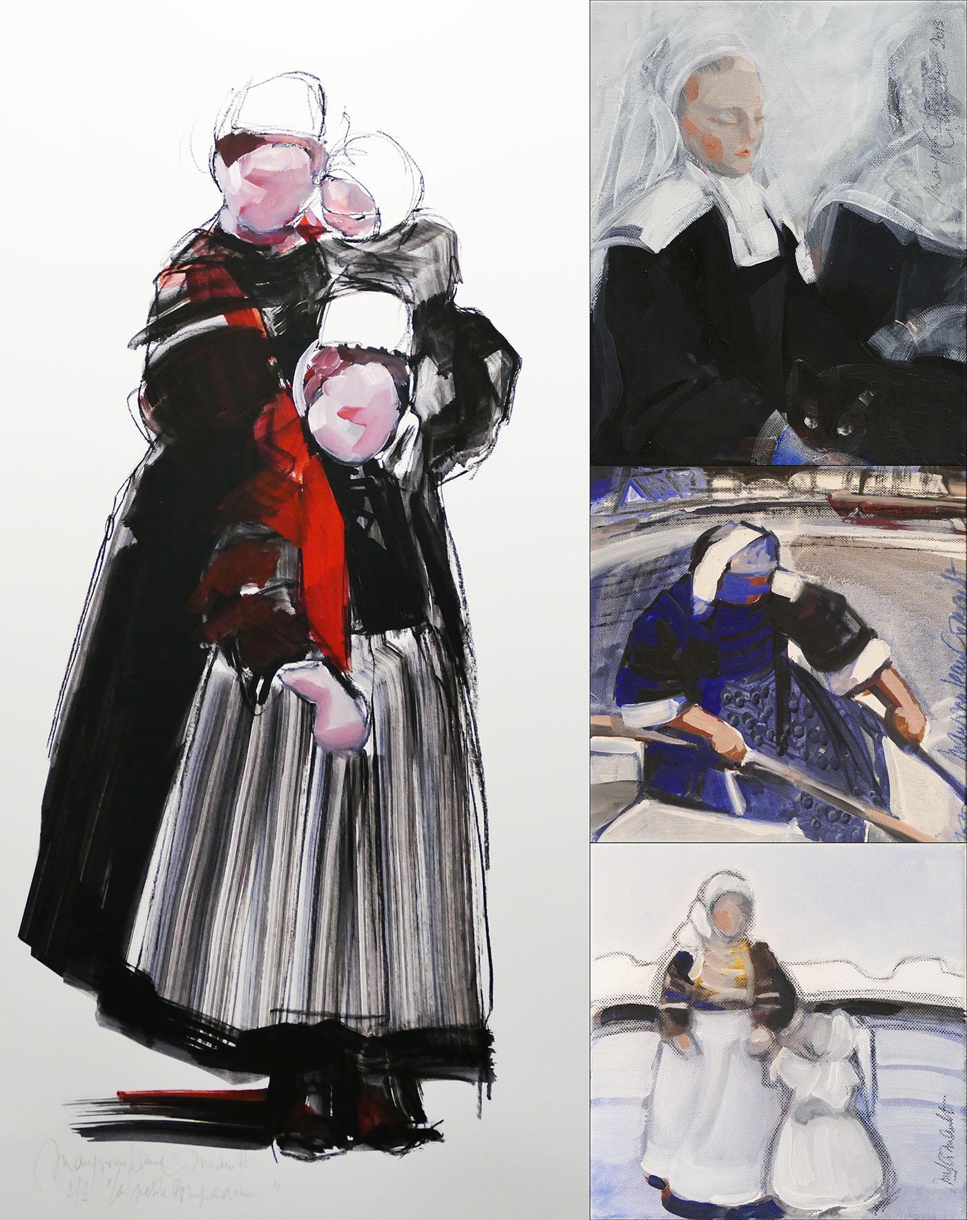 Maryvonne Jeanne-Garrault peintures 2