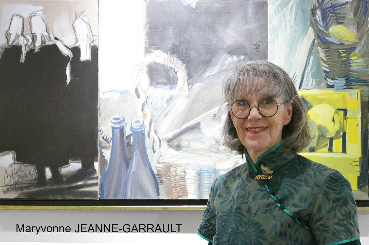 Maryvonne Jeanne-Garrault